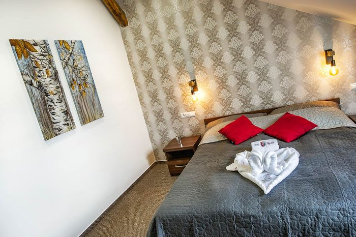 Ľalia (Lilly) - double room with an additional bed