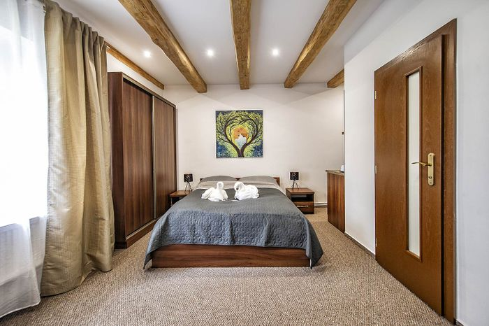 Slnečnica (Sunflower) - double room